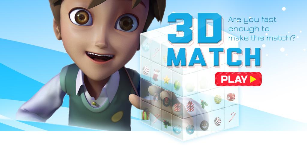 3D Match