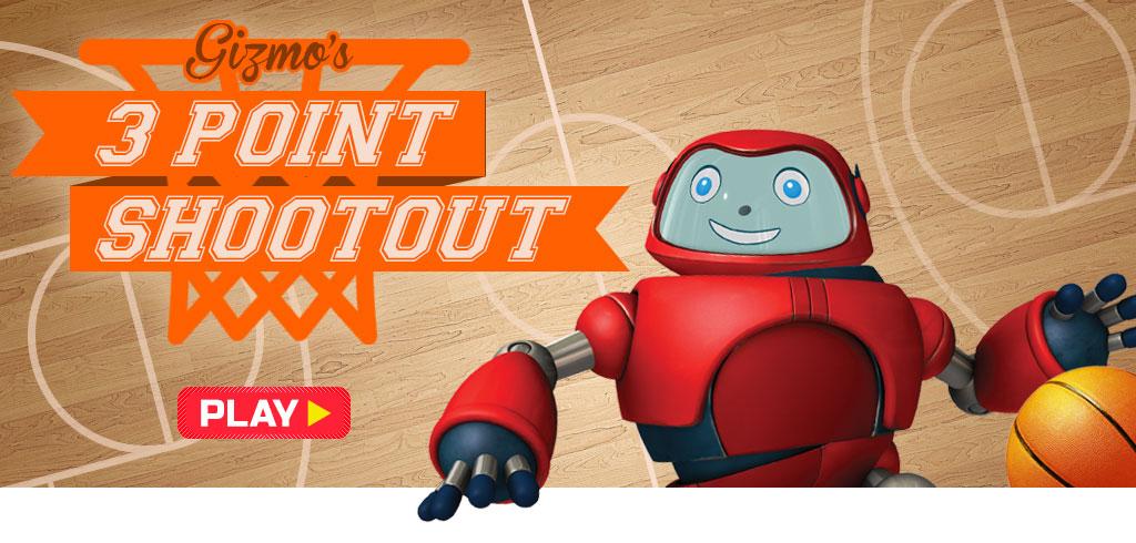 Gizmo's 3 Point Shootout