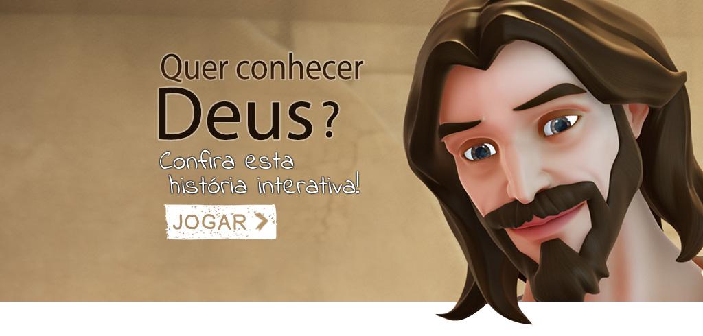 Quer conhecer Deus?