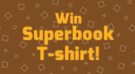 Superbook T- Shirt