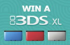 Win a Nintendo 3DS XL