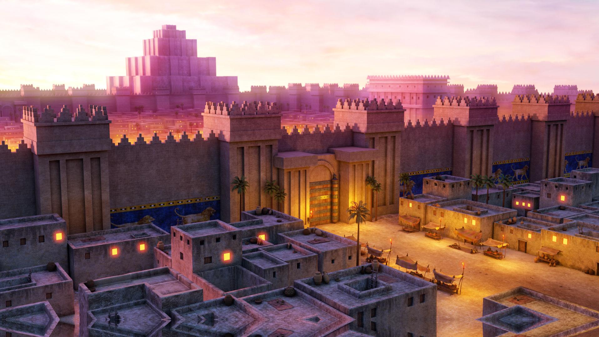 <h2>Daniel și visul împăratului Nebucadnețar</h2>