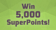 5000 SuperPoints