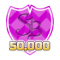 Earned 50000 SuperPoints