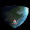 消失的星球: 得分9100