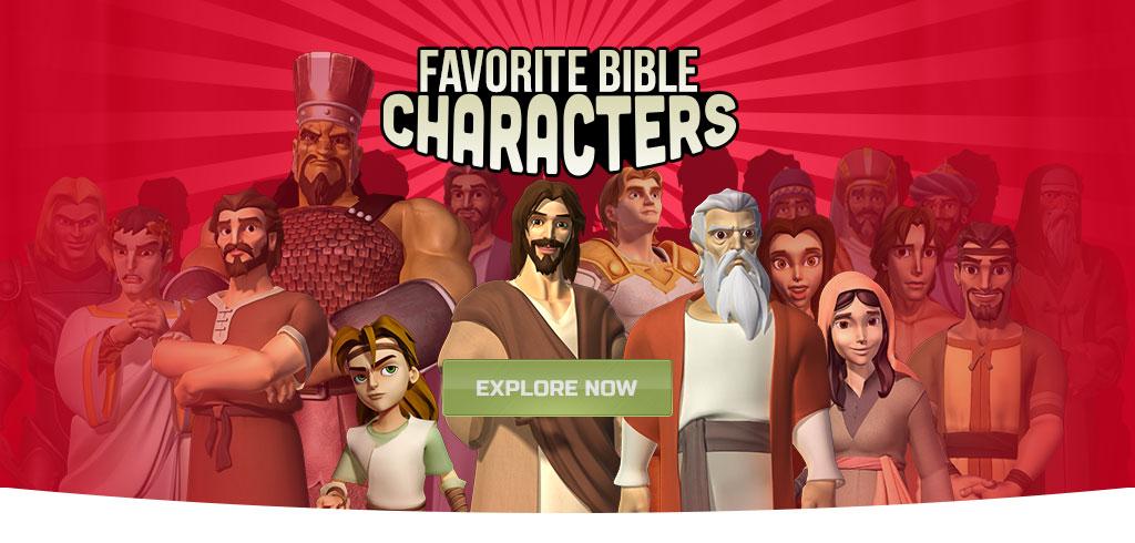 Favorite Bible Characters