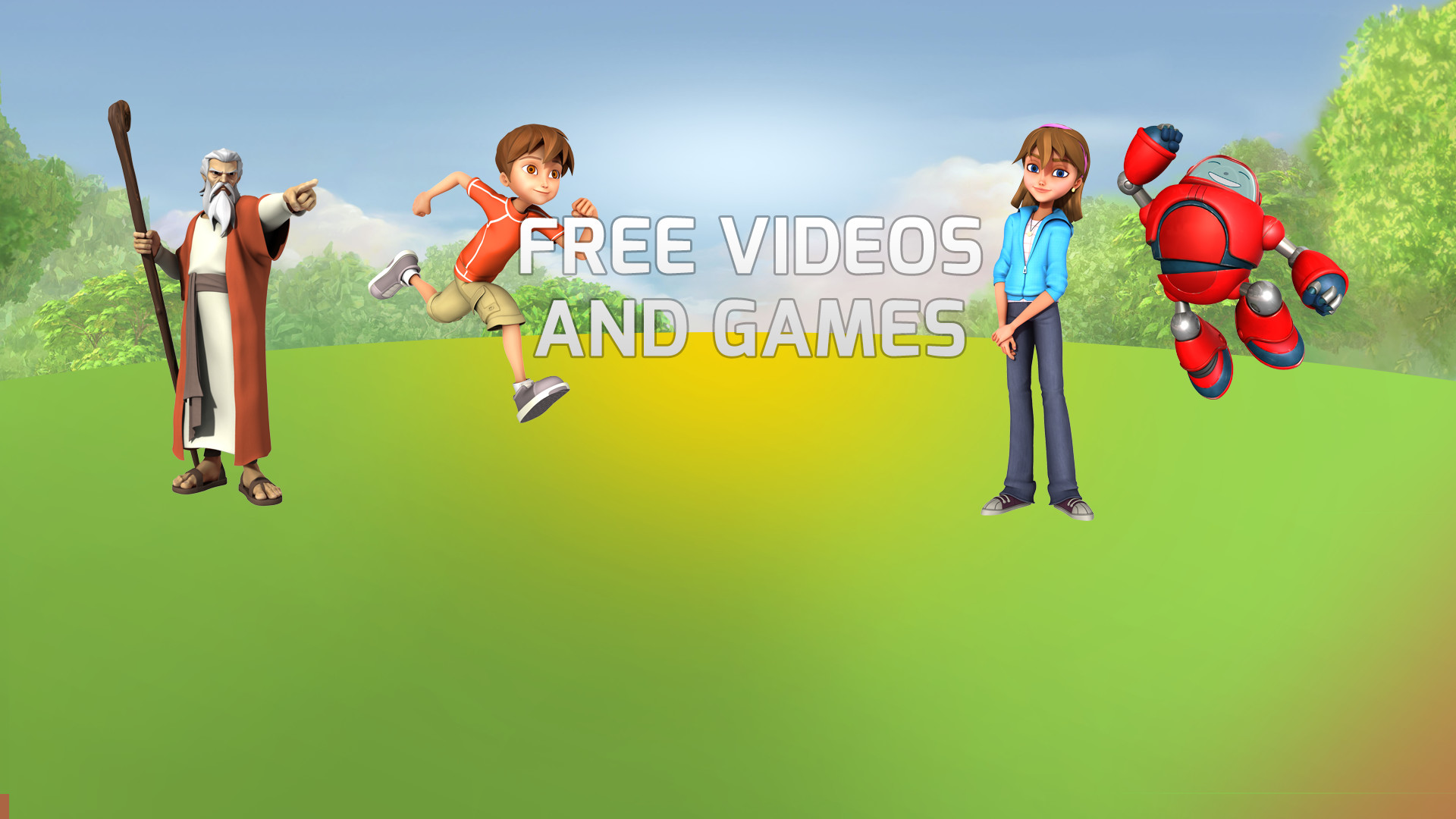 superbook kids site free online games bible based internet