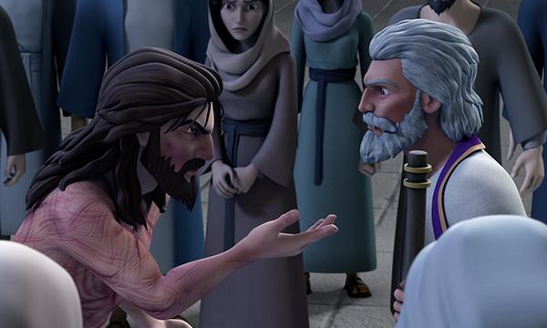 Jeremiah Confronts Pashhur