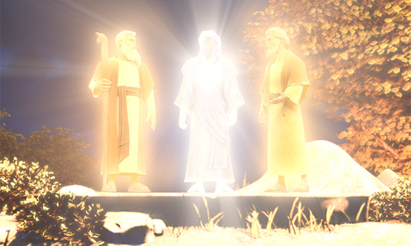 Jesus and the Transfiguration