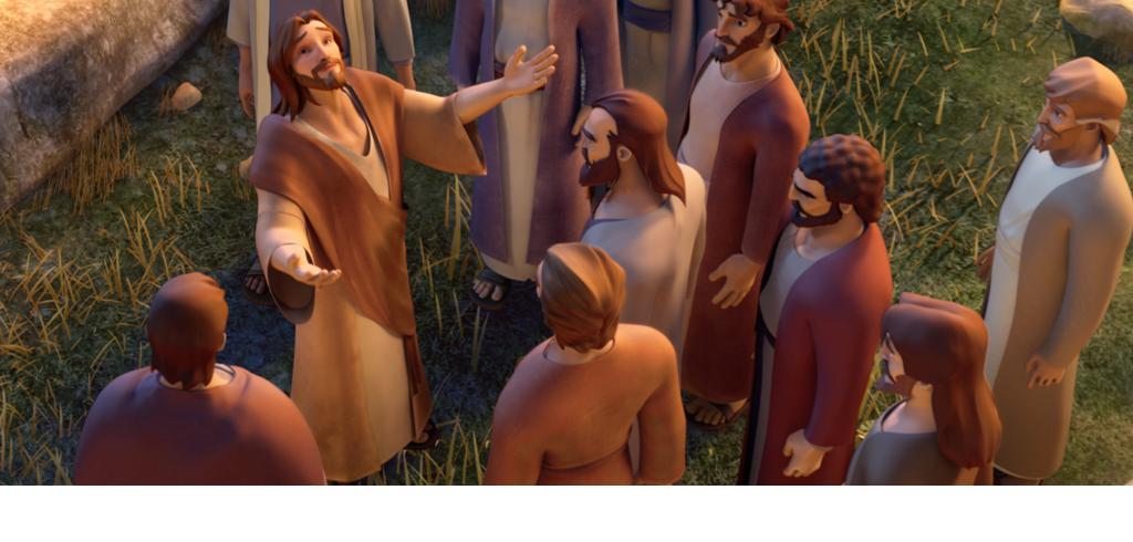 Teach Us to Pray - Jesus Teaches