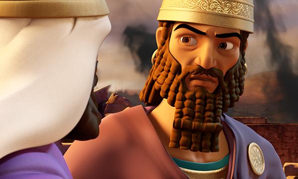 Nebuchadnezzar In Jerusalem