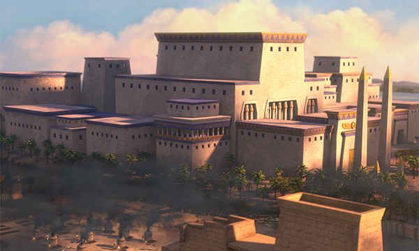 Pharaoh's Palace