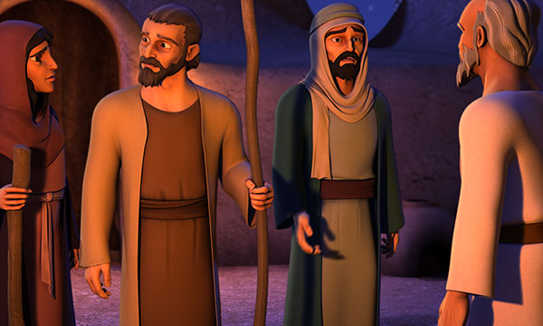 Eliezer și Laban