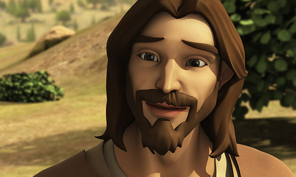 Jesus Shares Parable