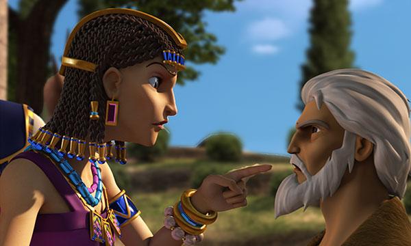 Jezebel Confronts Elijah