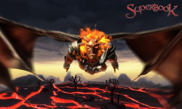 En el principio –Satanás empieza su reinado