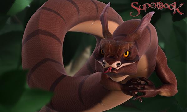 En el principio – La tentación de la serpiente