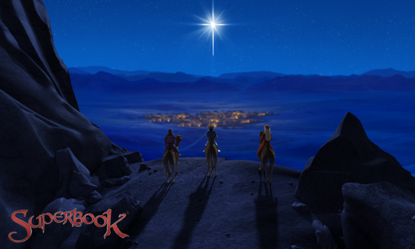 The First Christmas - The Wisemen and the Star