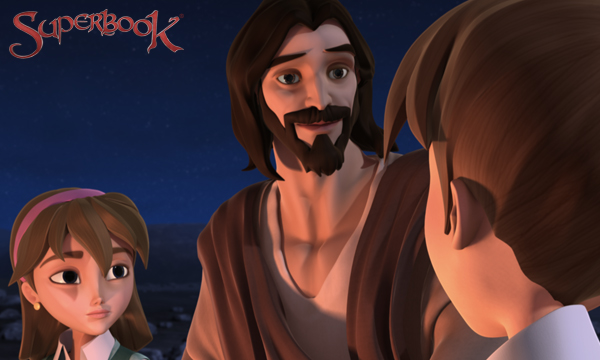 Miracles of Jesus - Jesus, Joy and Chris