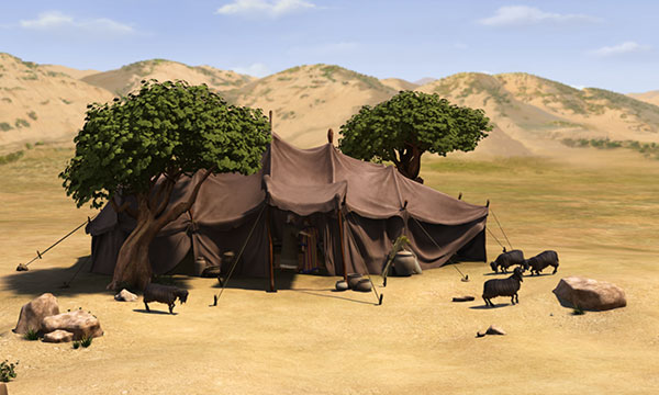 Joseph - Jacob's Tent
