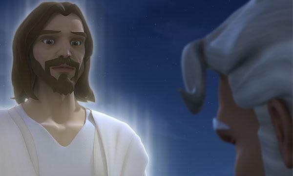 Iosua întâlnește Căpetenia