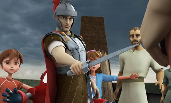 Căpitanul Iulius apără