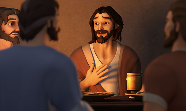 Jesus Shares