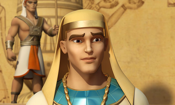 Joseph Becomes Governor of Egypt