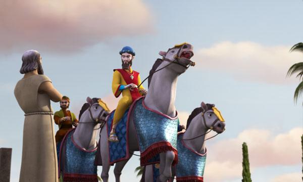 Mordecai and Haman
