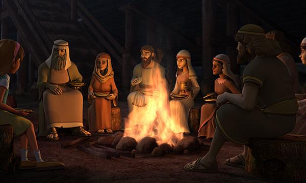 Семья Ноя
