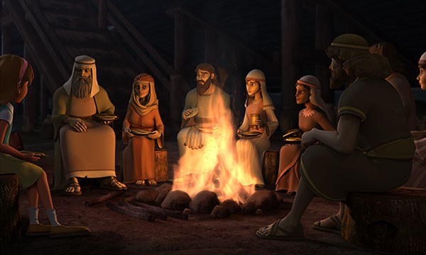 Familia lui Noe