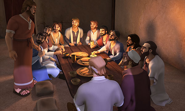 Peter and the Disciples