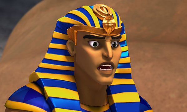 Pharaoh Loses His Army