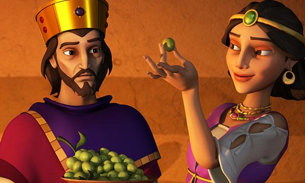 Herod and Salome