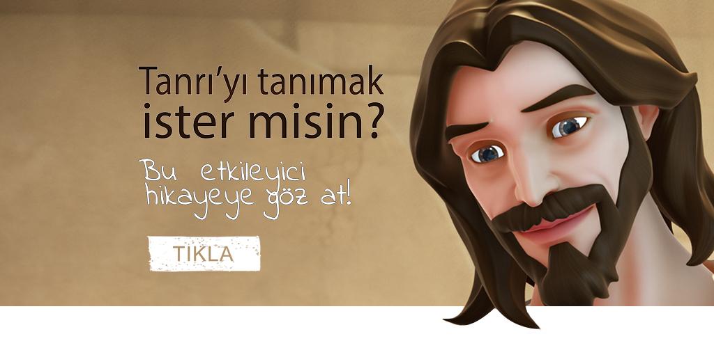 Tanrı'yı tanımak ister misin?