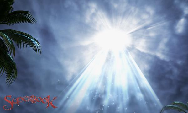 الطريق إلى دمشق - يسوع يتحدّث إلى شاول