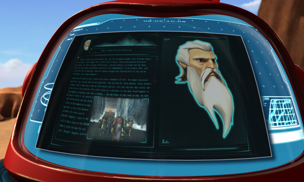 Los Diez Mandamientos –Infoscan Moisés