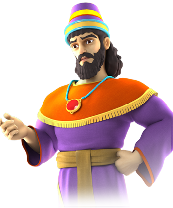King Jehoram