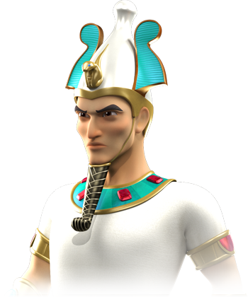 Pharaoh (Birth of Moses)