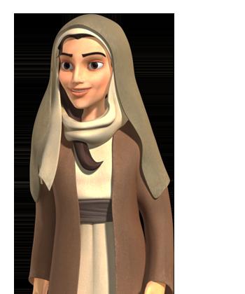 Rebeca (la fântână)