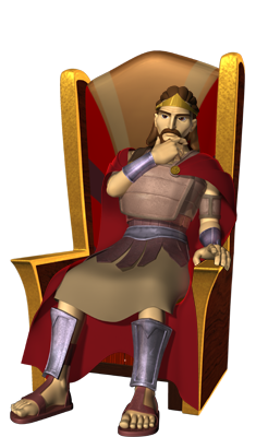 King Saul Young