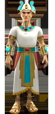 Pharaoh (Birth of Moses)
