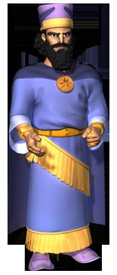 Le roi Darius