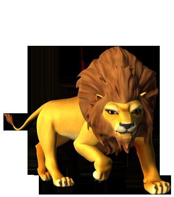 شیروں کی ماند