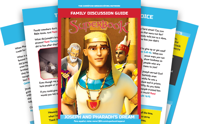 Joseph - Family Discussion Guide
