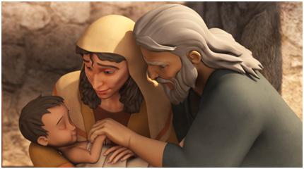 Nașterea lui Ioan Botezătorul