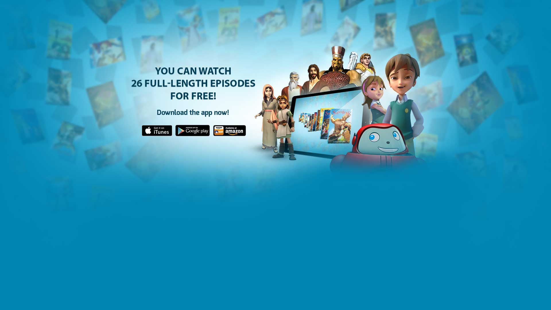 Superbook Kids Website - Free Online Games - Bible-Based Internet