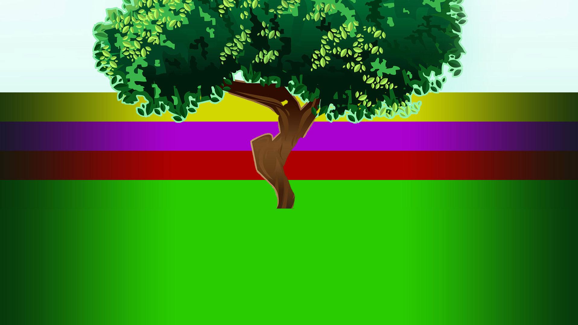 <h2>Pohon Buah Menakjubkan</h2>