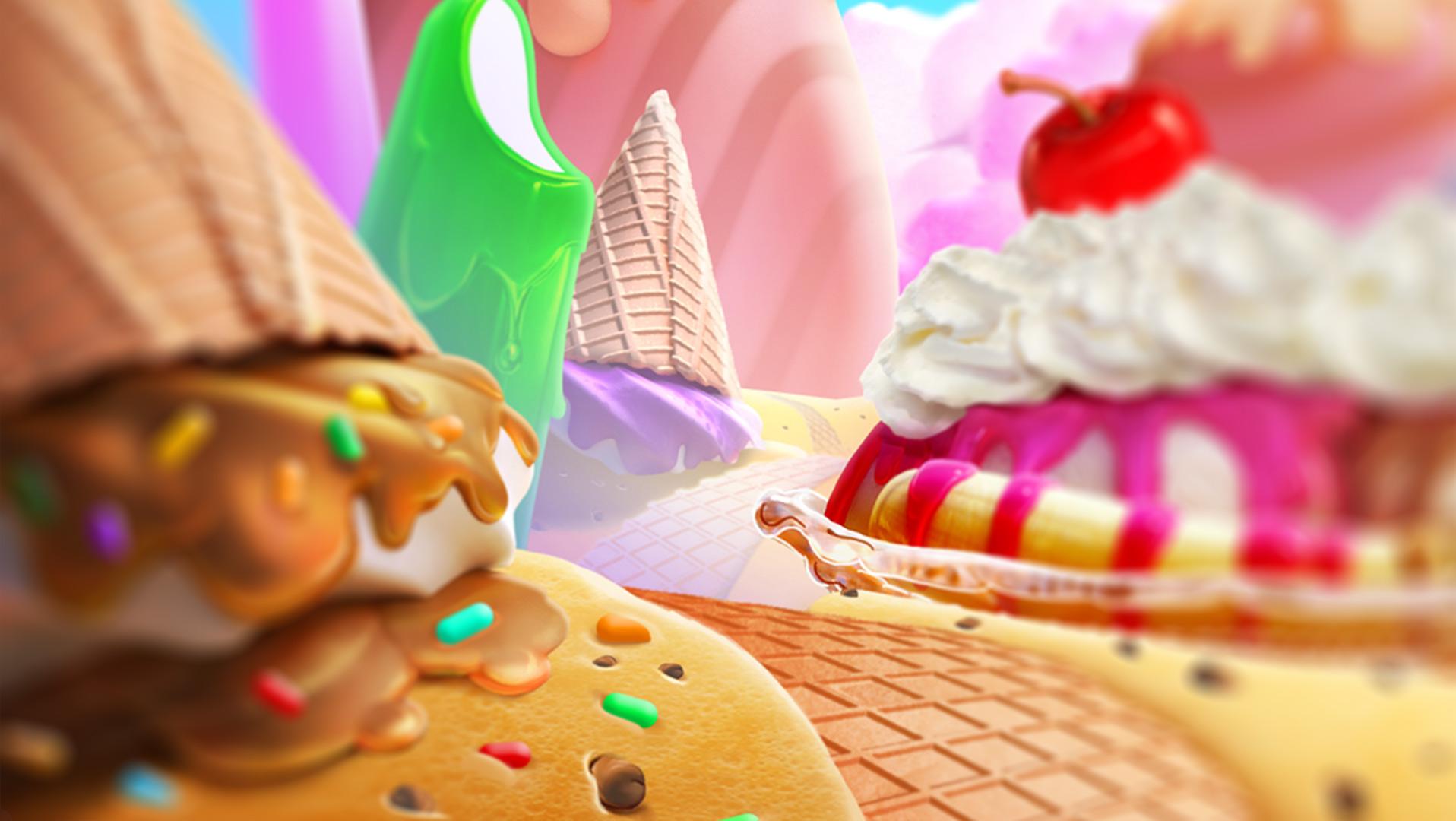 <h2>Ice Cream Blast</h2>