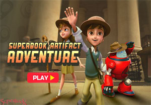 Aventura do Artefato Superbook